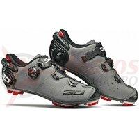 Pantofi ciclism MTB Sidi Drako 2 SRS Matt gri/negru