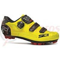 Pantofi ciclism MTB Sidi Trace 2 galben/negru