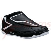 Pantofi ciclism Shimano All-Mountain SH-AM45 Black/White