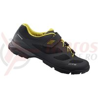 Pantofi ciclism Shimano Explorer/Mountain Touring SH-MT501ML black