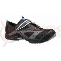 Pantofi ciclism Shimano Indoor SH-FN23 Black/Blue