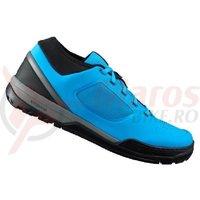 Pantofi ciclism Shimano MTB SH-GR700MB blue