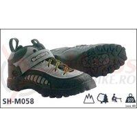 Pantofi ciclism Shimano MTB SH-M058 Dark Brown