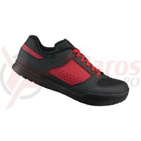 Pantofi ciclism Shimano OFF-Road/Gravity SH-AM501MR Red