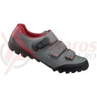 Pantofi ciclism Shimano OFF-ROAD/MOUNTAIN enduro SH-ME301MG gray