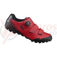 Pantofi ciclism Shimano off-road/mountain Enduro SH-ME400MR red