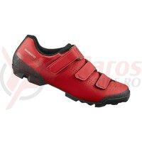 Pantofi ciclism Shimano off-road/xc-racing sh-xc100mr, red