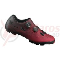 Pantofi ciclism Shimano off-road/xc-racing sh-xc701mr, red