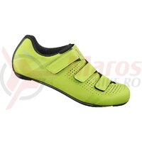 Pantofi ciclism Shimano on-road/road competition sh-rc100my, yellow
