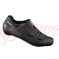 Pantofi ciclism Shimano on-road/road competition sh-rc100wl, women, black