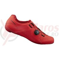 Pantofi ciclism Shimano on-road/road competition sh-rc300mr, red