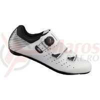 Pantofi ciclism Shimano On-Road/Road Performance SH-RP400MW white