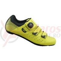 Pantofi Ciclism Shimano ON-ROAD/ROAD Performance SH-RP400MY Neon/Yellow (19)