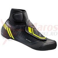 Pantofi ciclism Shimano road performance SH-RW500ML Black