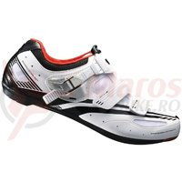 Pantofi ciclism Shimano Road SH-R107W White