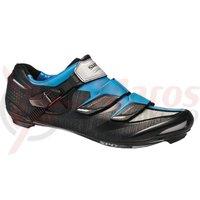 Pantofi ciclism Shimano Road SH-R241B Black/Silver