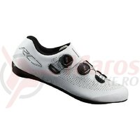 Pantofi ciclism Shimano  road SH-RC701MW White (20)