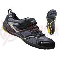 Pantofi ciclism Shimano Touring SH-CT70 Black