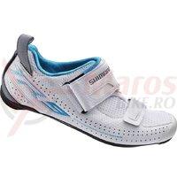 Pantofi ciclism Shimano Triathlon SH-TR900W Ladies White