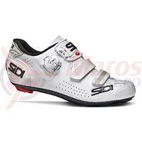Pantofi ciclism sosea dama Sidi Alba 2 alb