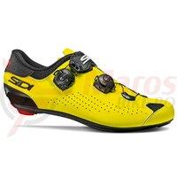 Pantofi ciclism sosea Sidi Genius 10 Galben/Negru