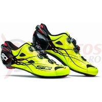 Pantofi ciclism sosea Sidi Shot galben