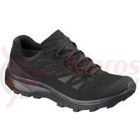 Pantofi drumetie Salomon Outline Gore-Tex phantom/bk/magnet negru femei