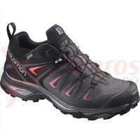 Pantofi drumetie Salomon X Ultra 3 Gore-Tex magnet/bk/mineral femei