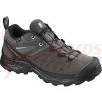 Pantofi drumetie Salomon X Ultra 3 LTR Gore-Tex magnet/phanto femei