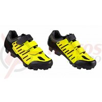 Pantofi Force MTB Tempo, fluo/negru