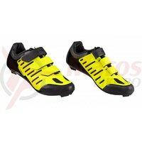 Pantofi Force Road Lash, negru/fluo