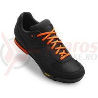 Pantofi Giro Rumble VR negru/orange