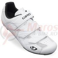 Pantofi Giro Treble albi