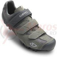 Pantofi MTB Giro Carbide kaki/gri inchis