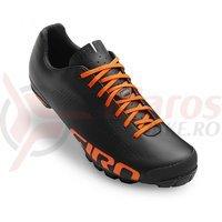 Pantofi MTB Giro Empire VR90 negru/orange