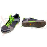 Pantofi MTB Giro Jacket gri/verde