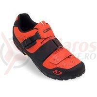 Pantofi MTB Giro Terraduro rosu/negru