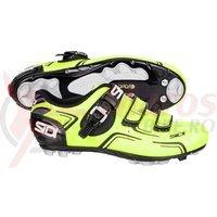 Pantofi MTB Sidi Buvel galben fluo/negru
