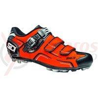 Pantofi MTB Sidi Buvel portocaliu fluo/negru