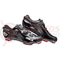 Pantofi MTB Sidi Drako Carbon negru/negru