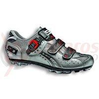 Pantofi MTB Sidi Eagle 5-Fit aluminiu/titan