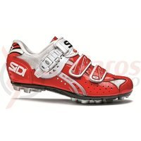 Pantofi MTB Sidi Eagle 5-FIT Woman alb/rosu