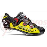 Pantofi MTB Sidi Eagle 7 negru/galben