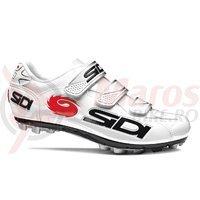 Pantofi MTB Sidi Logo XC albi