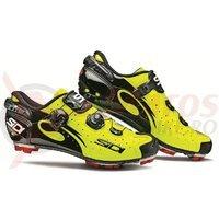 Pantofi MTB Sidi Scarpe Drako Carbon SRS galben flou/negru