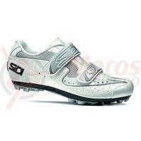 Pantofi MTB Sidi Tork alb perlat