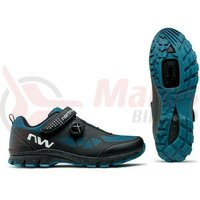 Pantofi Northwave All Ter. Corsair black/blue corall