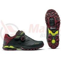 Pantofi Northwave All Ter. Spider Plus 3 Black/Plum