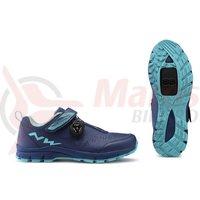 Pantofi Northwave All Terra Cprsair WMN blue/aqua