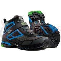 Pantofi Northwave All Terrain Dolomites EVO negru-albastru